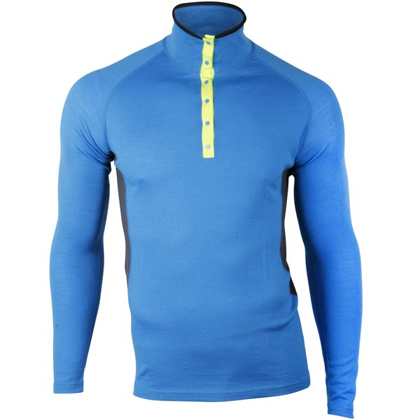 Merino-Top-Polo-M_blue/darkgrey/yellow