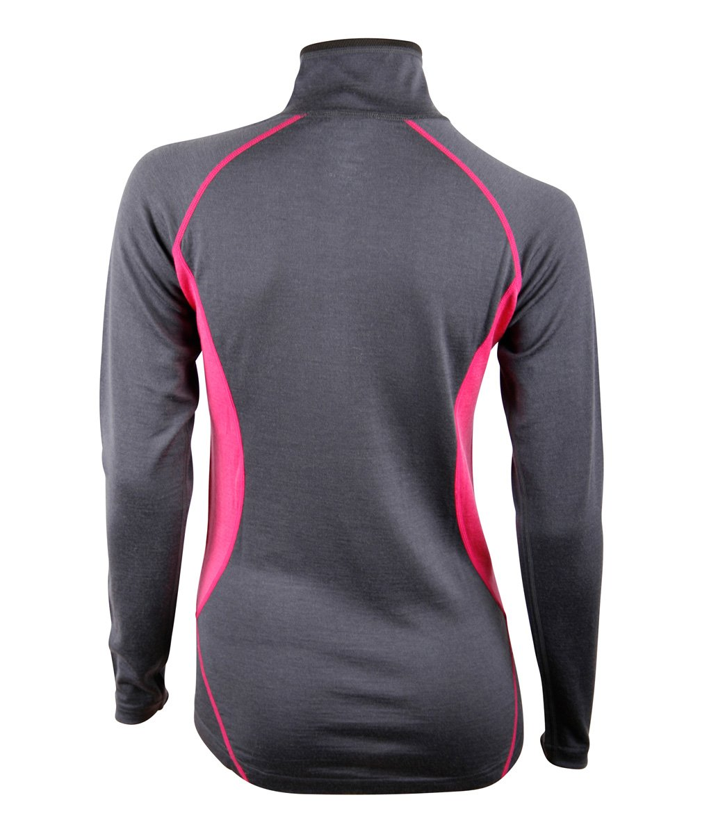 Merino-top-polo-W_dark-grey-cerise_back